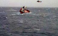 کشتی باری روسی در دریای سیاه غرق شد