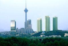 کیفیت هوای تهران با شاخص ۶۶ سالم است