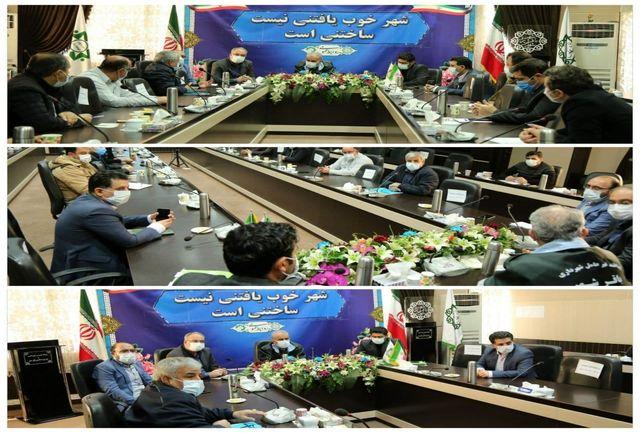 آخرین وضعیت پیشرفت پروژه های عمرانی شهرداری باقرشهر