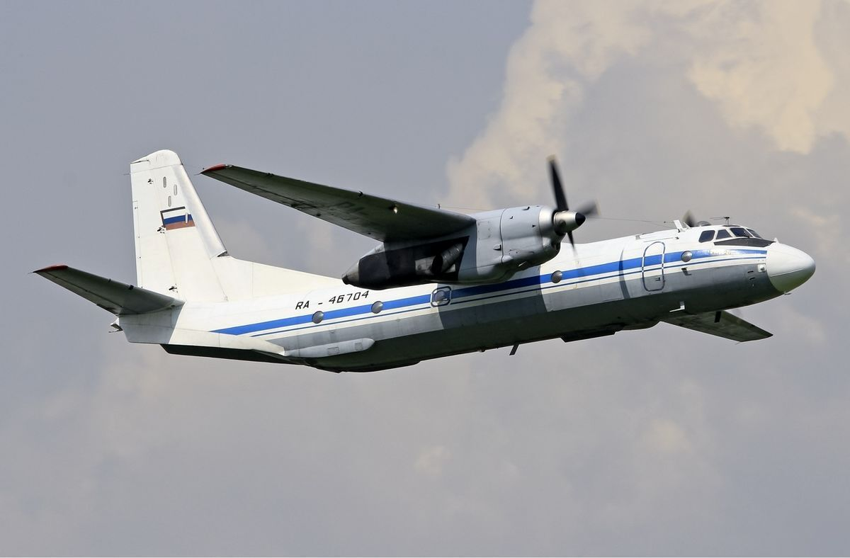 آخرین اخبار از وضعیت سرنشینان هواپیمای ناپدید شده روسی