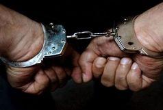 دستگیری عامل توزیع دلارهای جعلی در