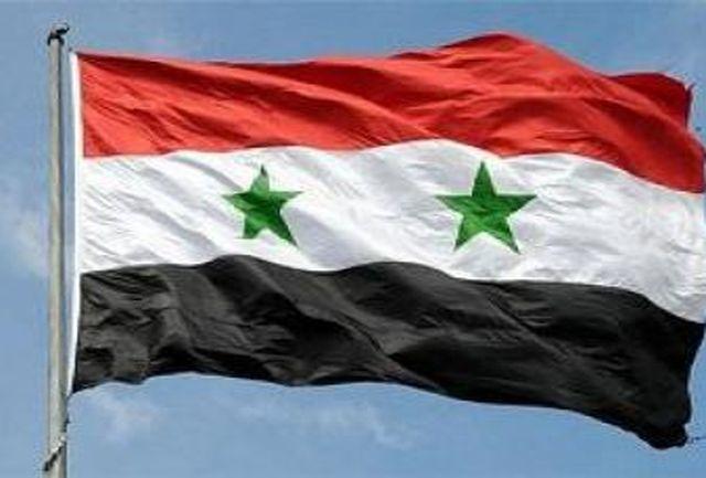 پدافند هوایی سوریه دو موشک را منهدم کرد