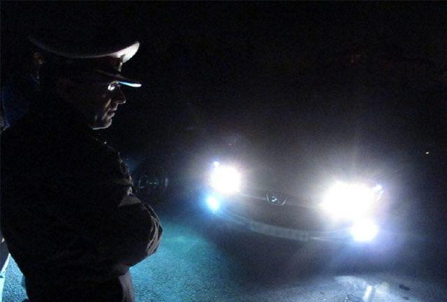 جریمه استفاده از چراغ زنون 30 الی 50 هزار تومان است