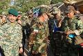 بازدید فرمانده کل ارتش از یگان های مستقر در سقز، بانه و مریوان