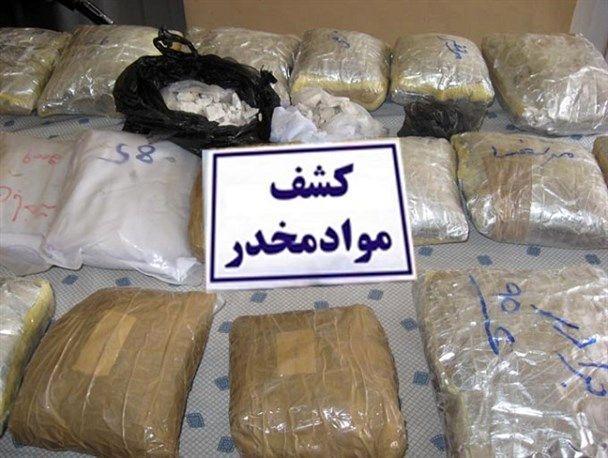 ۵ باند تهیه و توزیع مواد مخدر در «انار» منهدم شد