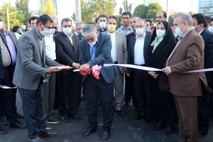 ۷ پروژه عمرانی با اعتبار ۲۴۷ میلیارد ریال در تبریز به بهره برداری رسید