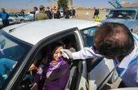 ۲۴۰۰ نفر با علائم تب در ورودی  اصفهان شناسایی شدند