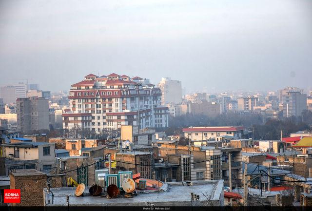 آلودگی هوای اراک  ۱۶۹ نفر را به مراکز درمانی کشاند