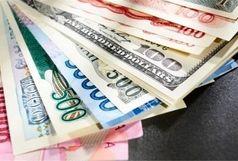 25 ارز بانکی با  افت قیمت مواجه شد/ یورو ارزان شد