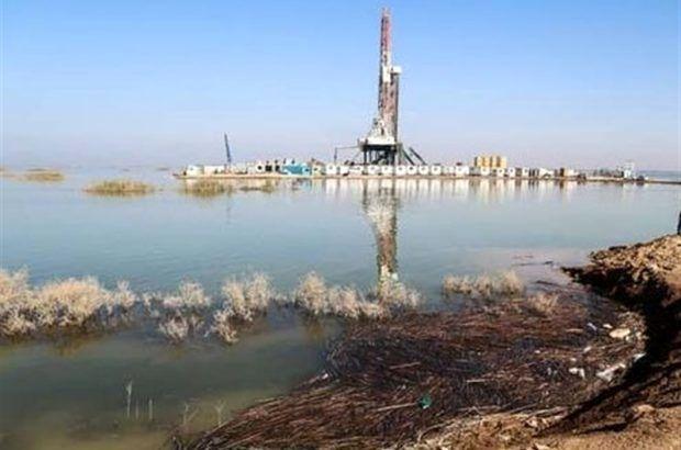 مخالفت محیط زیست با لوله گذاری دایک مرزی برای تخلیه آب هورالعظیم به عراق