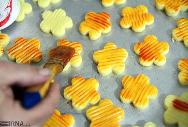 شیرینی سنتی قزوین ظرفیت صادراتی دارد