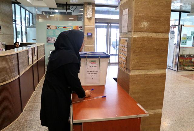 پنجمین دوره انتخابات نظام پرستاری اردبیل برگزار شد