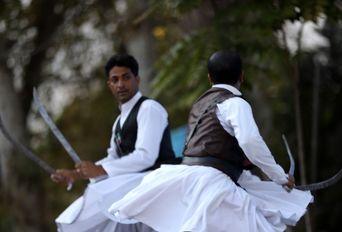 جشنواره ملی  اقوام ایرانی در خرم آباد