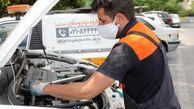 تمدید طرح «خدمات خودرو در محل» امداد خودرو سایپا