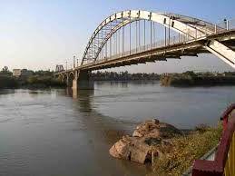 جزییات خودکشی خانم ۳۰ ساله از روی پل هلالی اهواز
