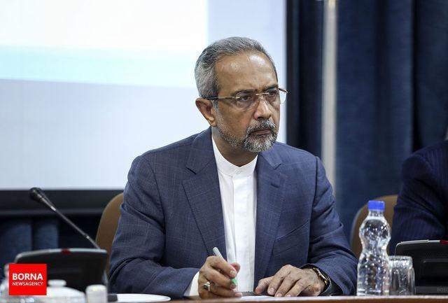 آمادگی ایران برای گسترش همکاری با گینه در حوزه نفت و گاز