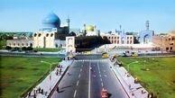 نخستین گنبد حرم امام رضا (ع)+تصاویر قدیمی از حرم در مشهد