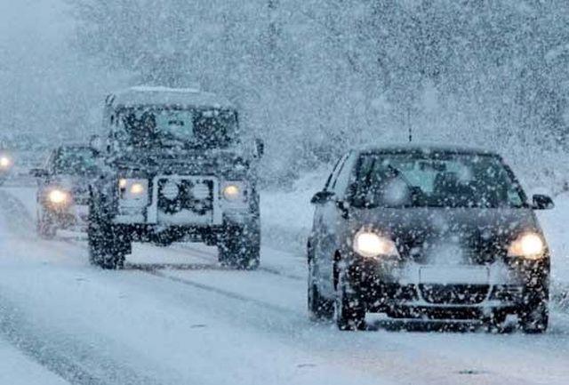 پیش بینی کولاک برف در ۲۰ استان