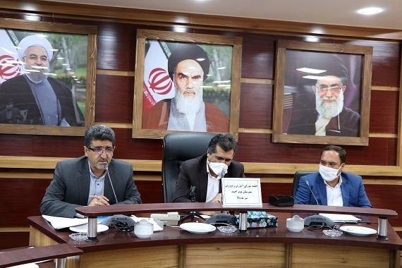 سومین جلسه شورای آموزش و پرورش شهرستان بویراحمد در سال ۹۹