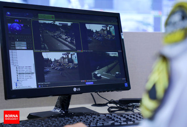 مرکز کنترل هوشمند ترافیک پلیس راهور تهران بزرگ افتتاح شد / ببینید