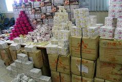 کشف 24 هزار قالب صابون قاچاق در آبادان