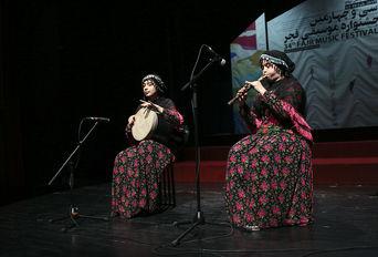 چهارمین شب سی و چهارمین جشنواره موسیقی فجر- فرهنگسرای نیاوران