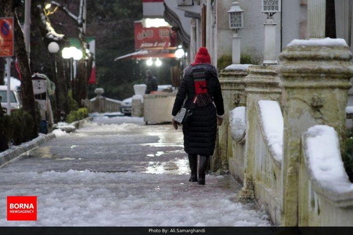 هشدار؛ ورود دوباره برف و سرما به کشور