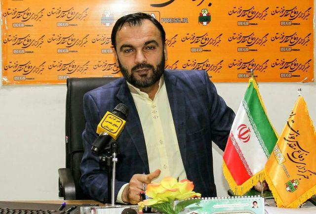 خوزستان ظرفیت تبدیل شدن به قطب موسیقی حوزه دفاع مقدس را دارد