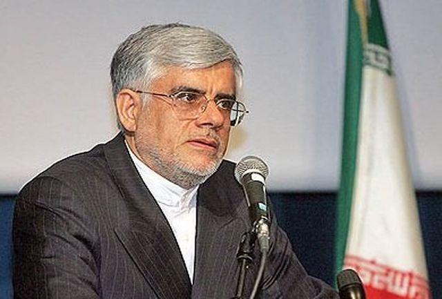 واکنش محمدرضا عارف به حادثه برخورد دو قطار
