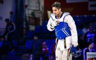 سجاد فینالیست شد/ قهرمان المپیک مقابل مردانی زانو زد