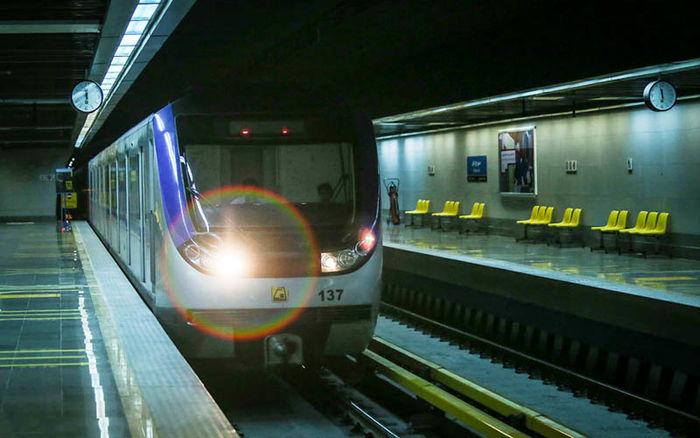 فردا متروی تهران رایگان است
