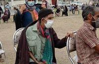 واکسیناسیون محله محور در گرگان آغاز شد