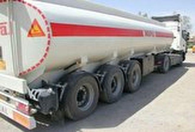 توقیف دو محموله سوخت قاچاق در سراوان