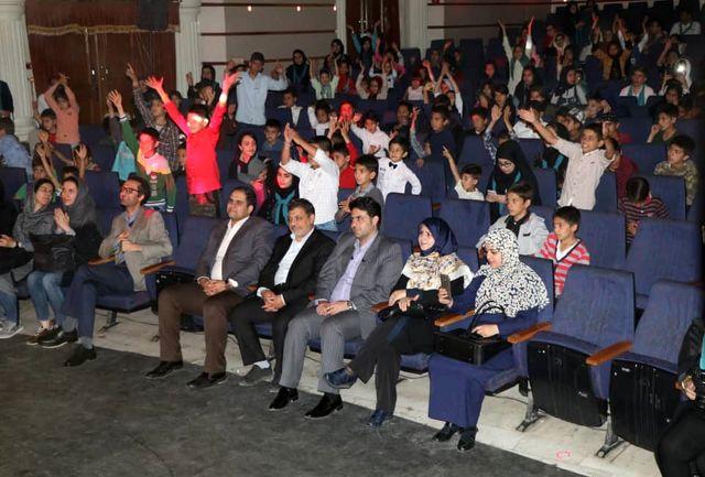 بزرگترین ویژه برنامه کودکان کار در استان اصفهان برگزار شد