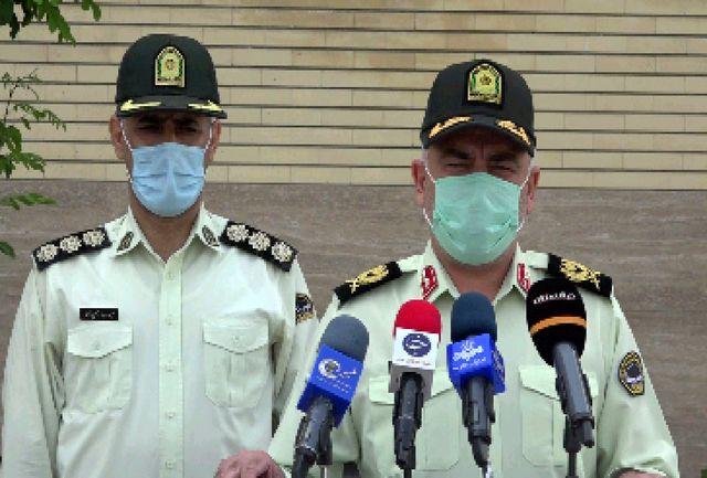 دستگیری زورگیران مسلح در غرب استان تهران