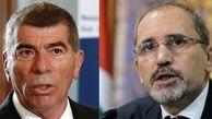 وزیر خارجه اردن با همتای اسرائیلی خود دیدار کرد