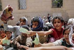 یک میلیون کودک دیگر در یمن در معرض قحطی هستند