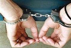 قاتل متواری دستگیر شد