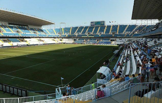 کارمندان باشگاه مالاگا تعلیق شدند