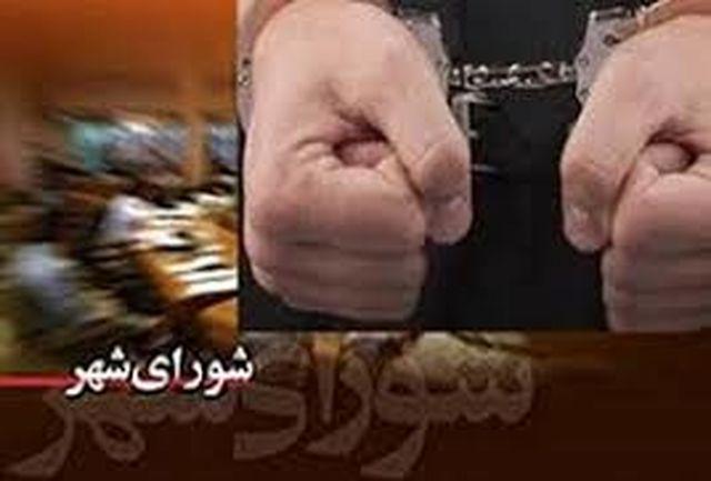 جزییات بازداشت عضو شورای شهر آبادان به اتهام ارتشاء