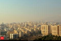 هوای تهران همچنان آلوده است/ پایتخت گرمتر شد
