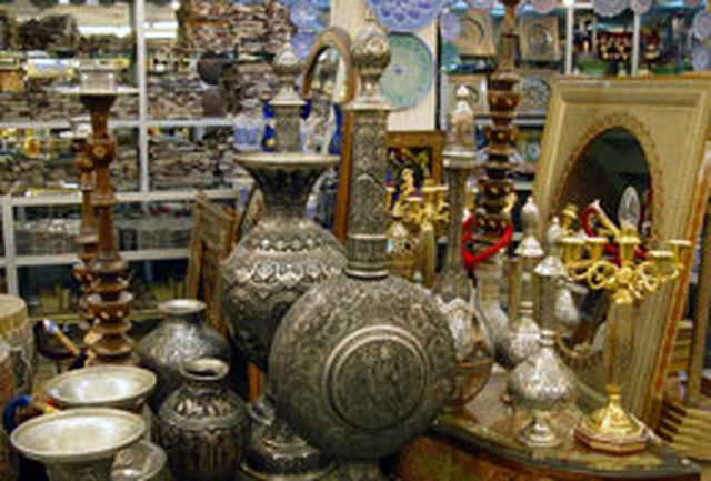 بیش از 25 میلیون و 167 هزار دلار ارزآوری، سهم صادرات صنایع دستی اصفهان