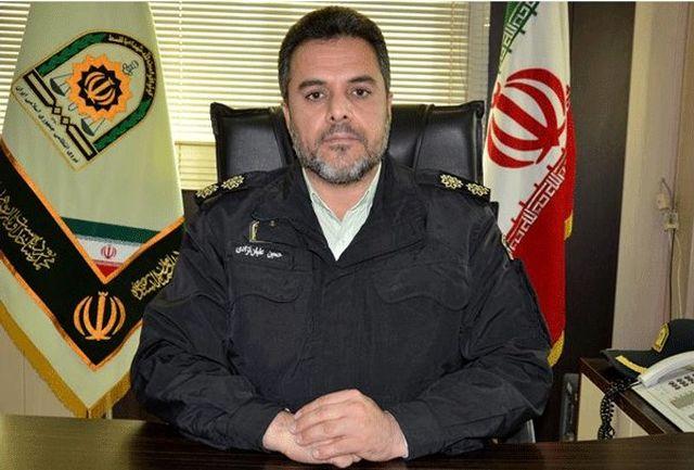 انهدام باند سارقان اماکن دولتی در بوئین زهرا