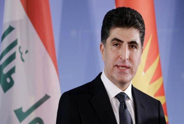 ریاست اقلیم کردستان عراق سوگند خورد