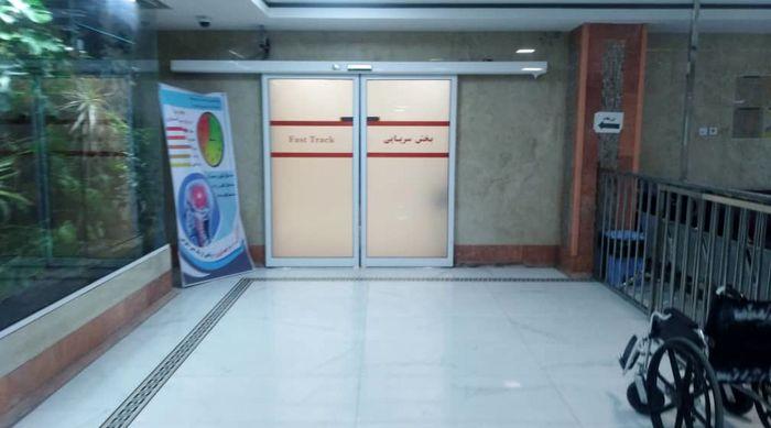 ۵۷ بیمار مشکوک به کرونا در اردبیل/فوت دو مبتلا