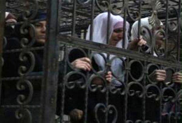 تازه ترین ابتکار داعش برای شکنجه زنان !