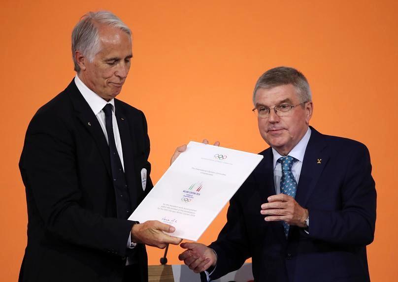میزبانی مسابقات المپیک زمستانی سال 2026 به ایتالیا رسید