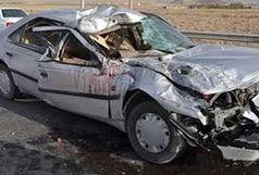 ۵ کشته و مصدوم حاصل تصادف در جادههای زنجان