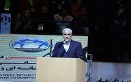 سومین دوره مسابقات جهانی ورزش های زورخانه ای در بجنورد افتتاح شد