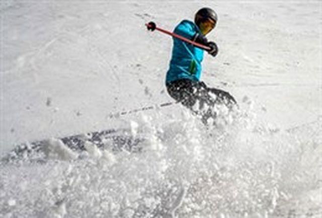 احداث اولین آکادمی اسکی در دیزین